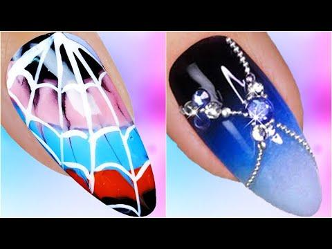 Top 32 Nail Art Designs & Tutorials Compilation #9 💟 Best Nails Videos & Ideas 2017