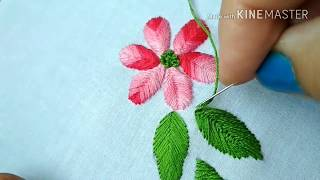 140-Leaf Filling  With Different Stitches, Part-2(Hindi /Urdu)