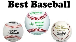 5 Best Baseball 2018 – Top 5 Baseball Reviews