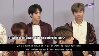 Bts Interview Eng Sub at Next New Now Vblog