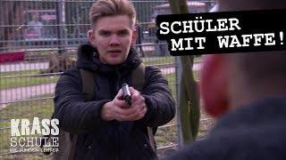 Krass Schule   Schock! Schüler Mit Waffe #002   RTL II