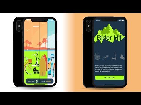 4 iOS Developer Portfolios - Review & Critique | Jun 2021 thumbnail