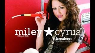 Miley Cyrus - Someday (HQ)