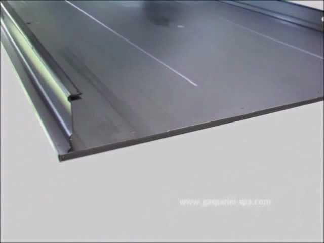 Impianti per controtelai per porte blindate