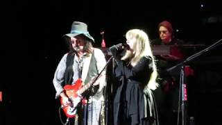 Fleetwood Mac - Free Fallin' (Tom Petty Cover) Live at the BOK Center - Tulsa OK 10/3/2018