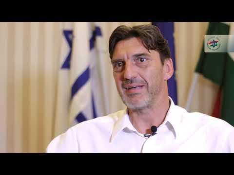 Nekem a Maccabi – Horváth Jocó