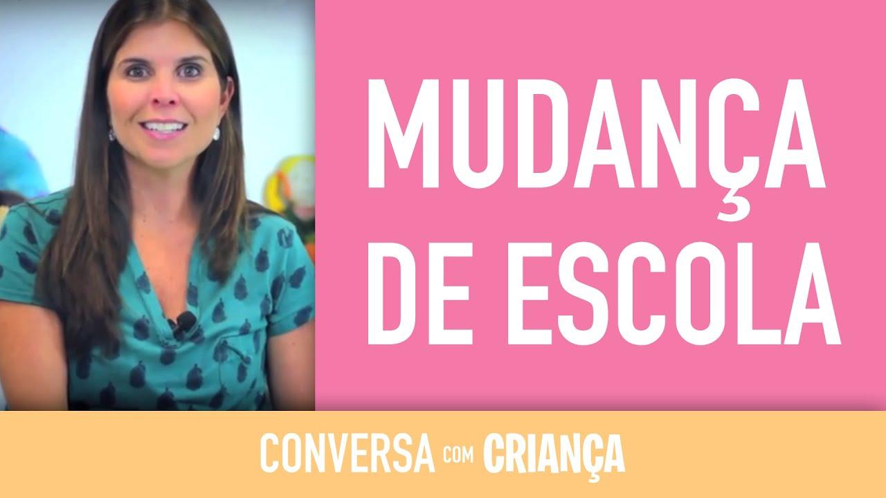 Mudança de Escola | Conversa com Criança | Psicóloga Infantil Daniella Freixo de Faria
