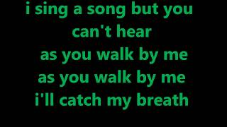 CHESTER SEE- INVISIBLE LYRICS ;)