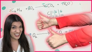 Balancing Chemical Equations With Fractions | How To Pass Chemistry