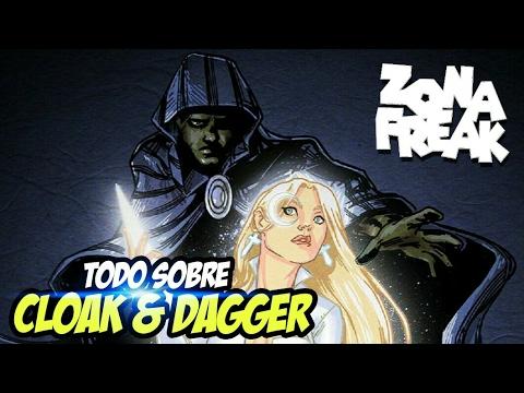 Todo sobre CLOAK & DAGGER | Zona Freak