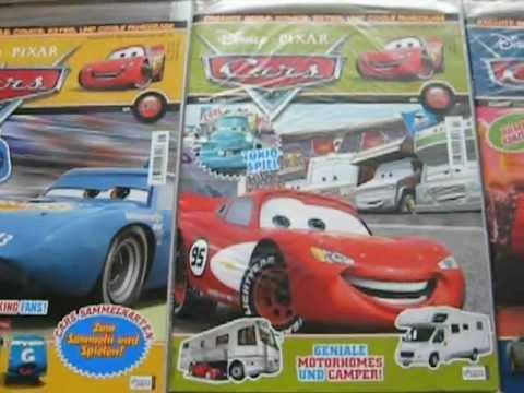 Disney Cars Magazin 2011