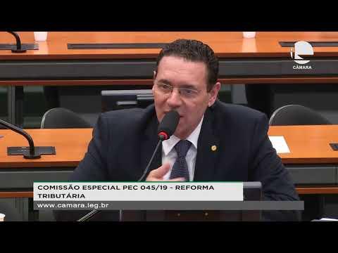 PEC 045/19 - Comissão especial debate proposta de Reforma Tributária - 20/08/2019 - 14:48