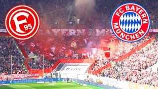 Keine Chance... | Support & Highlights | Fortuna Düsseldorf 1:4 Bayern München | Bundesliga