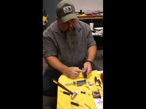 P&S Will Larson with Semper Paratus Arms & BCG Staking