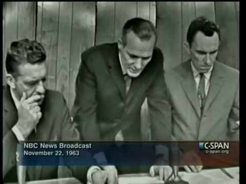 NBC News Live Coverage of The Assassination of President Kennedy (1:30 P.M - 6:30 P.M E.T)
