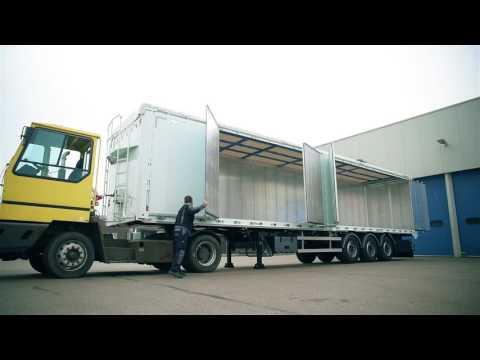 Video bij:Kraker trailers voor PNO Noorwegen