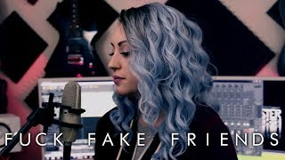 Bebe Rexha, Ft. G-Eazy  'F.F.F.' (Cover by The Animal In Me)