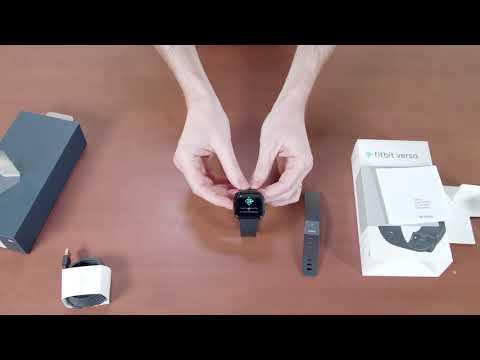 Unboxing: Fitbit Versa