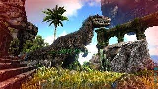 ARK: Thieves Island #5 - Bắt được Khủng long bạo chúa có lông Yutyrannus =))