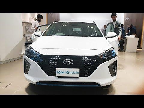 Hyundai Ioniq Hybrid 2019 First Look | Detailed Specs & Features | PakWheels