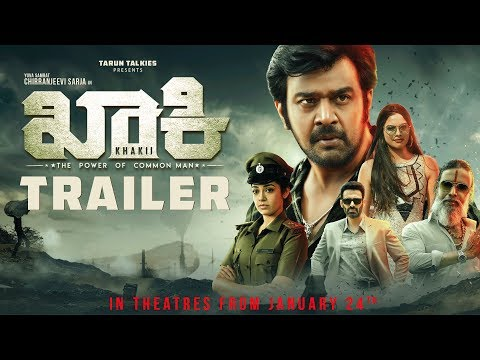 Khakii Movie Official Trailer