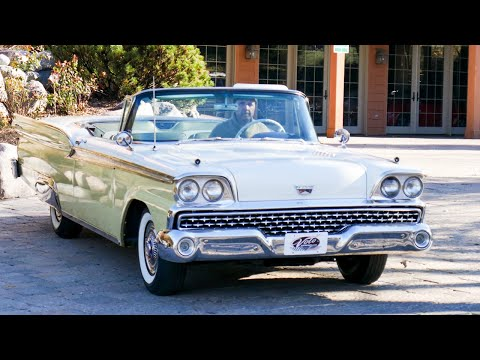 Video of Classic 1959 Fairlane located in Illinois Offered by Volo Auto Museum - OTK2