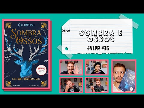 VLOG DE LEITURA: Sombra E Ossos (Leigh Bardugo) (VLPR #36) | Patrick Rocha