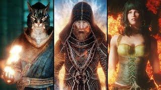 Skyrim - Top 5 Best Spell Mods | 2018 Edition
