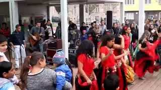 Bongáči a tanečníci na Hvězdičce