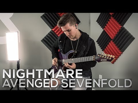 Avenged Sevenfold - Nightmare - Cole Rolland (Guitar Cover)