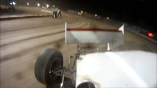 preview picture of video '2014 Ohsweken Speedway opening night 360 A-Main'