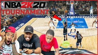 The BIGGEST Shot Of His LIFE! This Play Changed The Whole Game! (NBA 2K20 Tournament)