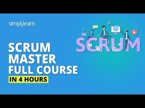 Scrum master Full Course | Scrum Master Certifications Training ...