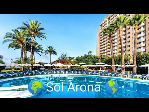 SOL ARONA HOTEL, Los Cristianos, Tenerife