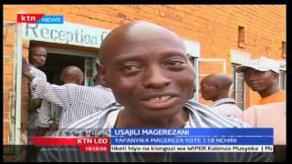 Shughuli ya uchaguzi wa wapiga kura kwenye magereza yaendelea huku baadhi wakielezea hofu yao