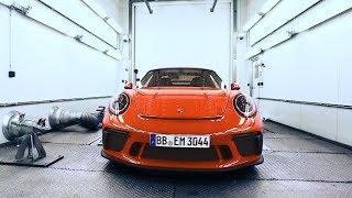 ТЕСТ в ЭКСТРЕМАЛЬНЫХ УСЛОВИЯХ / Porsche 911 GT3