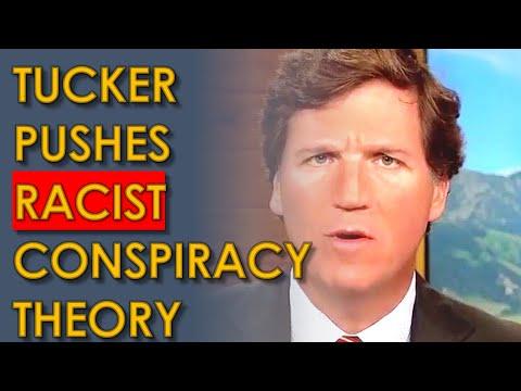 Tucker Carlson's most RACIST Segment Yet?