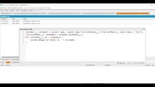 traversing and querying (parent, child) sObjects in Salesforce