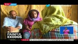 PAINFUL EXODUS 20th July 2016 - Refugee repatriation will split families