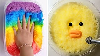 Relaxing Slime Compilation ASMR | Oddly Satisfying Video #35