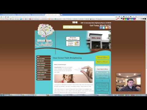 Dr. Michelle Haynes in Highlands Ranch, Colorado – Dental Website Marketing Plan