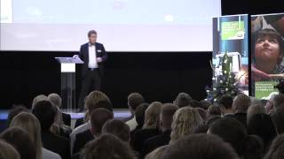 preview picture of video 'Aarhus Symposium 2014: Peder Tuborgh'