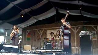 """Two Little Girls"" Ani DiFranco live at JazzFest 2012"