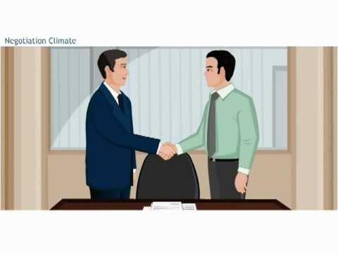 Negotiation course: negotiation climate - part 2 - Procurement ...