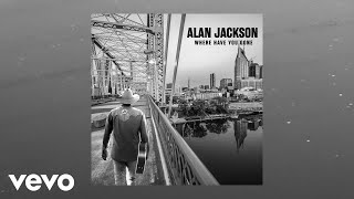 Alan Jackson Write It In Red