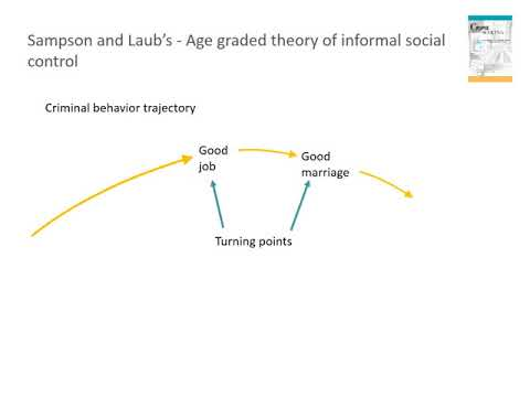 Sampson and Laub's Age Graded Theory of Informal Social Control ...