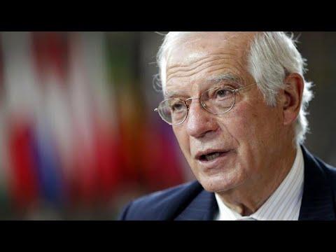 Ζ. Μπορέλ: Στη Σύνοδο Κορυφής το ζήτημα της Τουρκίας – Κυπριακό φρένο σε κυρώσεις στην Λευκορωσία…