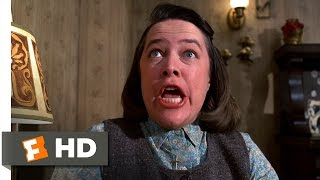 Misery (2/12) Movie CLIP - Profanity Bothers Annie (1990) HD