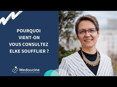 Pourquoi vient-on vous consultez Elke Soufflier