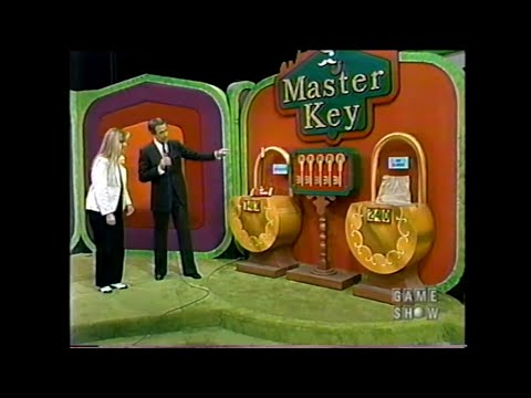 The Price is Right:  March 25, 1983  (Debut of Master Key!)